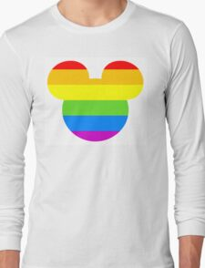Pride Mouse Long Sleeve T-Shirt