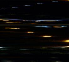 'capital:k' - the light night dancer Sticker