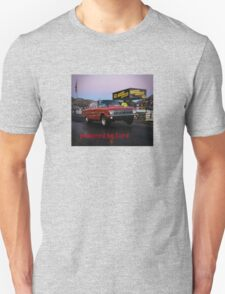 powered by Ford #1 T-Shirt