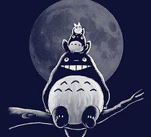 Forest Spirits by Nasken