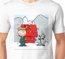 CHARLIE BROWN CHRISTMAS 19 Unisex T-Shirt
