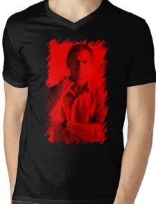 Daniel Craig - Celebrity Mens V-Neck T-Shirt