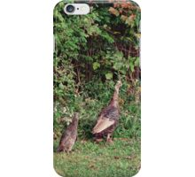 First lesson in survival iPhone Case/Skin