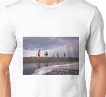 Beach soccer Unisex T-Shirt