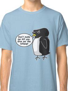 Marv the Penguin Classic T-Shirt