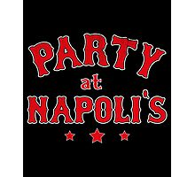 Party at Napoli's Photographic Print