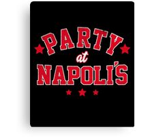 Party at Napoli's Canvas Print
