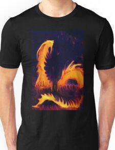 Fire Dragon serpent mythical Fantasy  Unisex T-Shirt