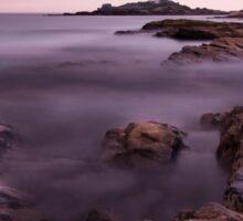 Godrevy Lighthouse 14, Cornwall, UK ~ Atlantic Coast Sticker