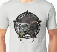 Skull Little Utopia Aviator  Unisex T-Shirt