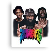 This Is It zombies Canvas Print