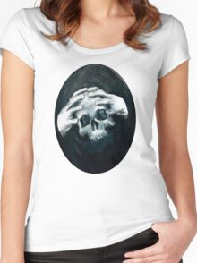 Your Moment Of Doom Women's Fitted Scoop T-Shirt