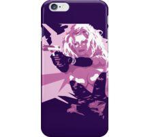Barbwire - Pamela Anderson iPhone Case/Skin