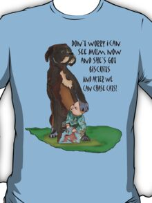 Billy Boxer and Son T-Shirt