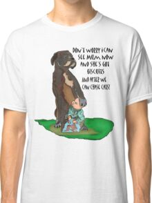 Billy Boxer and Son Classic T-Shirt