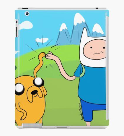 Adventure Time  iPad Case/Skin