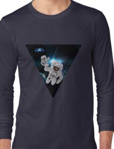 Cats Lost in Space Long Sleeve T-Shirt