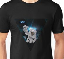 Cats Lost in Space Unisex T-Shirt