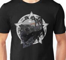 Skull Little Utopia Warlock w Unisex T-Shirt