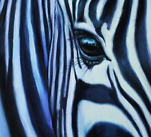 Eye of Africa by ccooperfineart