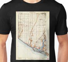 USGS TOPO Map California CA Newport Beach 296345 1935 31680 geo Unisex T-Shirt