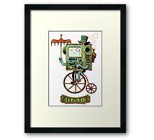 Old Fashioned BMO Framed Print