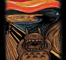 Munch's Neighbor by Nasken