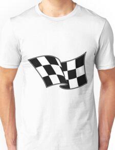 Checkered flag Unisex T-Shirt