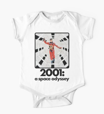 2001 A Space Odyssey One Piece - Short Sleeve