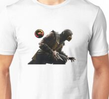 Mortal Kombat X - Scorpion Attack Unisex T-Shirt