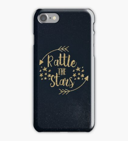 Throne of Glass - Rattle The Stars iPhone Case/Skin