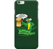 Tommy the Inulsting Parrot - Blarney iPhone Case/Skin