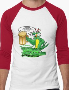 Tommy the Inulsting Parrot - Blarney Men's Baseball ¾ T-Shirt