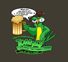 Tommy the Inulsting Parrot - Blarney Unisex T-Shirt