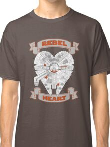 Rebel Heart - orange Classic T-Shirt