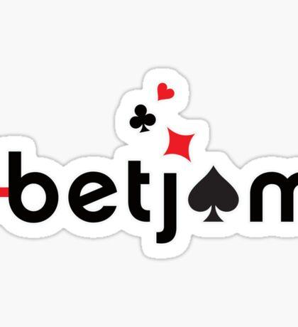 Poker  Sticker