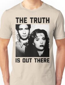 X-Files The Truth is out there Shirt Unisex T-Shirt