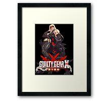 Guilty Gear Xrd- Zato 1  Framed Print