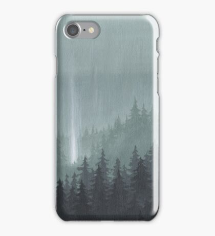 Twin Peaks - Forestscape 8 iPhone Case/Skin