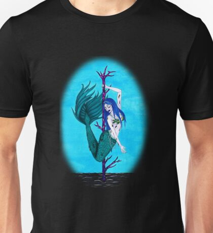 Poletober 11 - Creature from the Black Lagoon Unisex T-Shirt