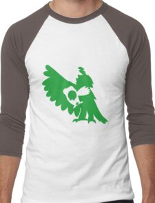 Rowlet Evolution Men's Baseball ¾ T-Shirt