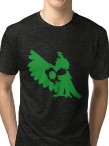 Rowlet Evolution Tri-blend T-Shirt