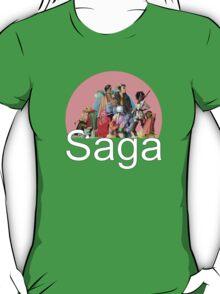 Saga, variant cover T-Shirt