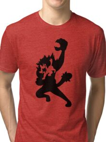 Litten Evolution Tri-blend T-Shirt