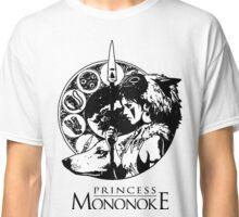 Studio Ghibli Mononoke Hime Shirt Classic T-Shirt