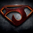 "The Letter J in the Style of ""Man of Steel"" by BigRockDJ"