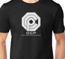 Robocop OCP Omni Consumer Products logo Unisex T-Shirt
