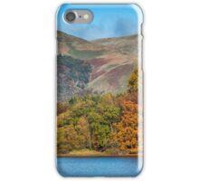 The Ochil Hills in Central Scotland iPhone Case/Skin