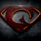 "The Letter G in the Style of ""Man of Steel"" by BigRockDJ"