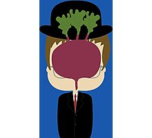 DWIGHT MAGRITTE SCHRUTE Photographic Print